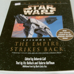 THE ART OF STAR WARS EPISODE V THE EMPIRE STRIKES BACK Large book @SOLD@